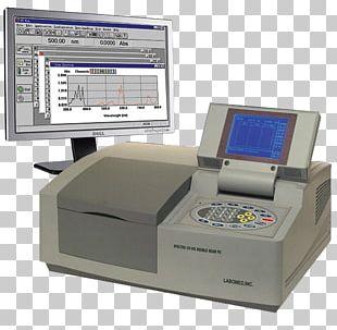 Ultraviolet–visible Spectroscopy Spectrophotometry Spectrum Laboratory PNG