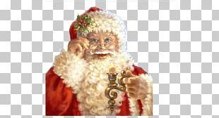 Ded Moroz Snegurochka Santa Claus Christmas Card PNG