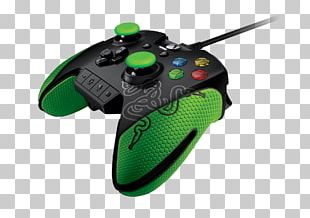 Razer Wildcat Xbox One Controller Game Controllers Video Games Razer Inc. PNG