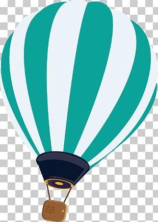 Hot Air Balloon Euclidean PNG