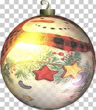 Christmas Ornament Ball Toy PNG