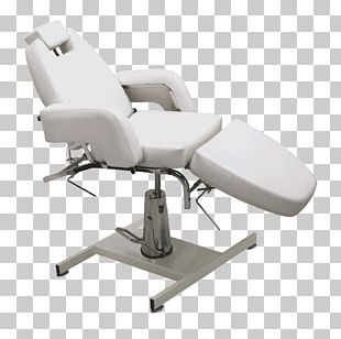 Barber Chair Table Beauty Parlour Facial PNG