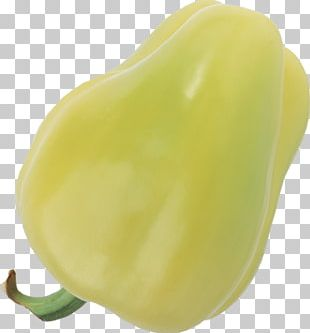 Habanero Yellow Pepper Chili Pepper Bell Pepper PNG