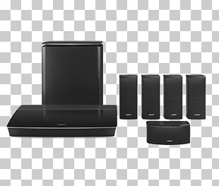 Home Theater Systems Bose Corporation 5.1 Surround Sound Loudspeaker PNG