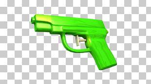Water Gun Firearm Weapon Trigger Pistol PNG