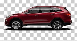 2018 Hyundai Santa Fe Sport Utility Vehicle Hyundai Elantra Car PNG