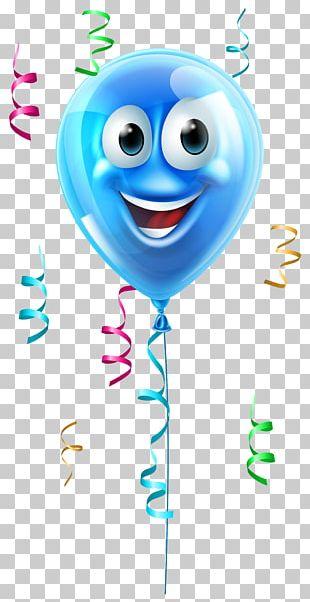 Balloon Face Icon PNG
