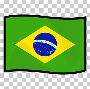 Flag Of Brazil Brazilian National Anthem Stock Photography PNG