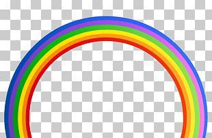 Rainbow Graphics PNG