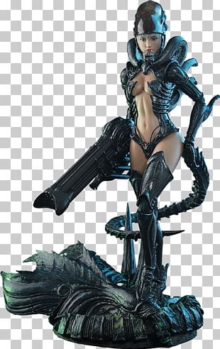 Alien Vs. Predator Alien Vs. Predator Hot Toys Limited Sideshow Collectibles PNG