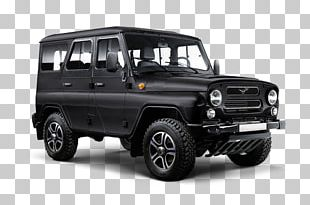 Jeep UAZ Hunter Sport Utility Vehicle Car PNG
