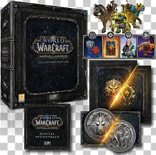 World Of Warcraft: Legion World Of Warcraft: Battle For Azeroth Blizzard Entertainment Expansion Pack Game PNG