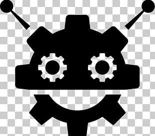 Robotics Logo Internet Bot PNG