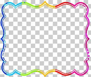 Border Frame Text PNG