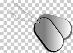 Dog Tag Puppy Military United States Army PNG