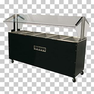 Buffet Table Stainless Steel WebstaurantStore Cafeteria PNG