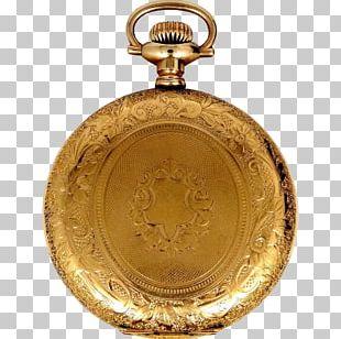 Pocket Watch Elgin National Watch Company Jewellery PNG