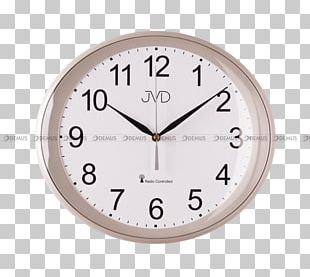 Radio Clock DCF77 Movement LDiscovery PNG