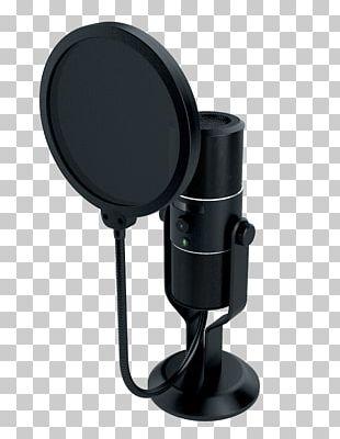 Microphone Razer Seiren Pro Recording Studio Sound Recording And Reproduction PNG