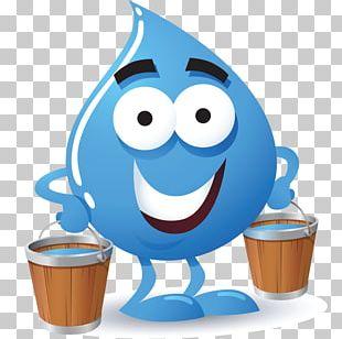 Drop Cartoon Water PNG