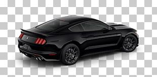 Shelby Mustang 2017 Ford Mustang Car Motor Vehicle Spoilers PNG