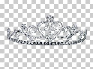 Headpiece Crown Tiara Quinceañera Diadem PNG