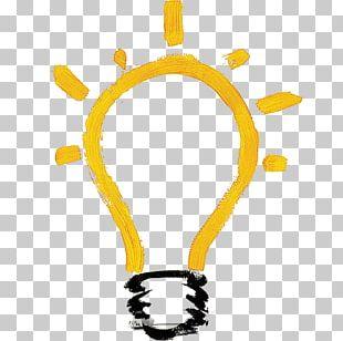 Incandescent Light Bulb Idea Maglite Lighting PNG