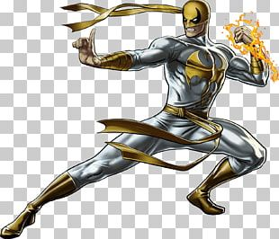 Iron Fist Marvel: Avengers Alliance Luke Cage Iron Man Marvel Cinematic Universe PNG