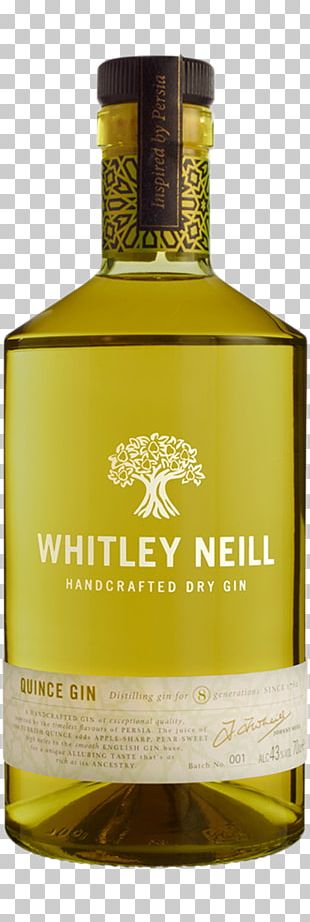 Liqueur Whitley Neill Gin Distilled Beverage Whiskey PNG