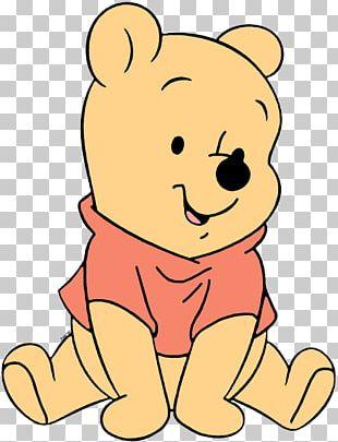 Winnie-the-Pooh Piglet Eeyore Tigger Roo PNG