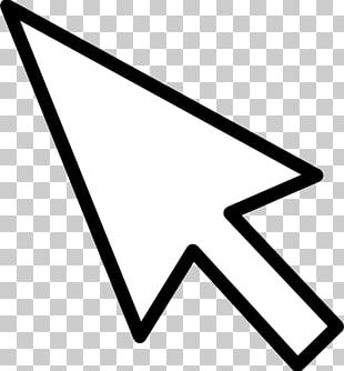 Computer Mouse Pointer Arrow PNG