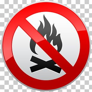 Fire No Symbol Sign PNG