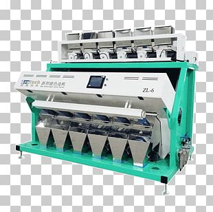 Colour Sorter Rice Color Sorting Machine Manufacturing Anhui PNG