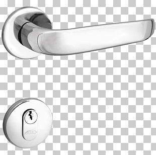 Door Handle Bathroom Pin Tumbler Lock Key PNG