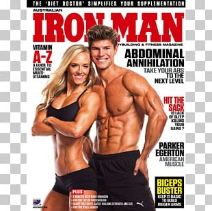 Iron Man Magazine Bodybuilding Fitness And Figure Competition Muscle PNG