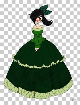 Dress Costume Design Gown PNG