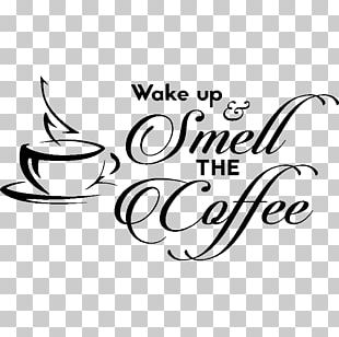 Wake Up And Smell The Coffee Groupe TOP INTER Drawing Film PNG