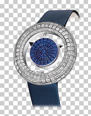 Watch Jacob & Co Sapphire Tourbillon Diamond PNG