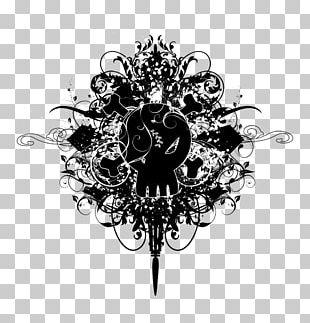 Graphic Design Desktop Pattern Flower Font PNG