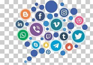 Social Media Digital Marketing Blog Social Network Advertising PNG