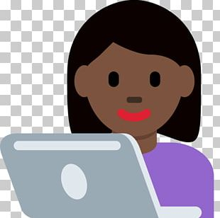 Human Skin Color Dark Skin Emoji Melanin PNG