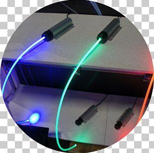 Light Plastic Optical Fiber Optics PNG