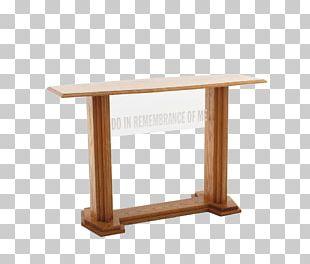 Communion Table Altar Pulpit Eucharist PNG