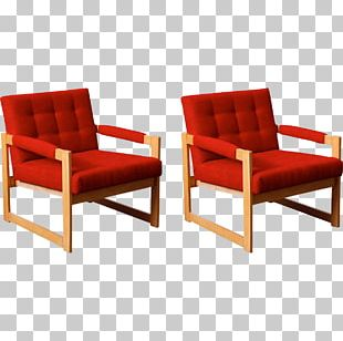 Chair Mid-century Modern 1950s Art Deco PNG