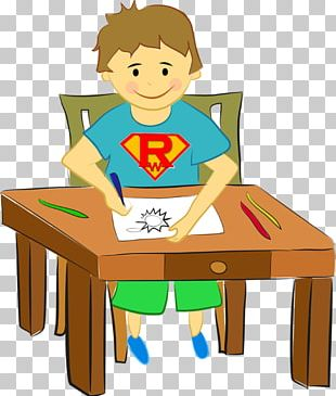 Child Pre-school Table PNG