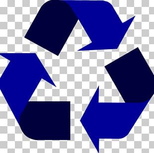 Recycling Symbol Recycling Bin Rubbish Bins & Waste Paper Baskets PNG