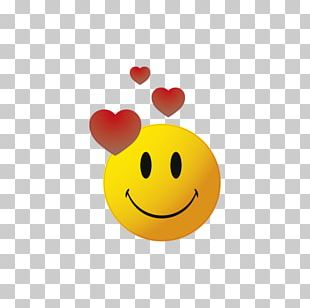 Smiley Emoticon Sticker Heart Computer Icons PNG