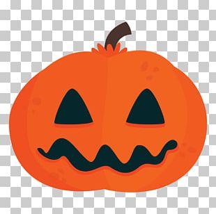 Calabaza Pumpkin Halloween Cucurbita Jack-o'-lantern PNG
