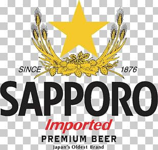 Sapporo Brewery Beer Asahi Breweries Lager PNG