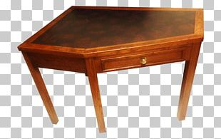 Desk Table Inlay Furniture Rectangle PNG